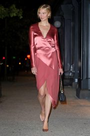 Karlie Kloss Night Out in New York 2018/10/16 2