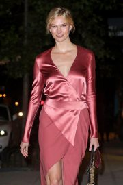 Karlie Kloss Night Out in New York 2018/10/16 4