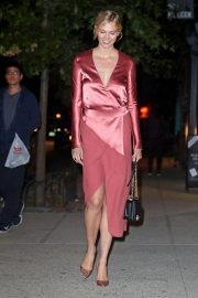 Karlie Kloss Night Out in New York 2018/10/16 8
