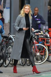 Karlie Kloss Out in New York 2018/10/16 6