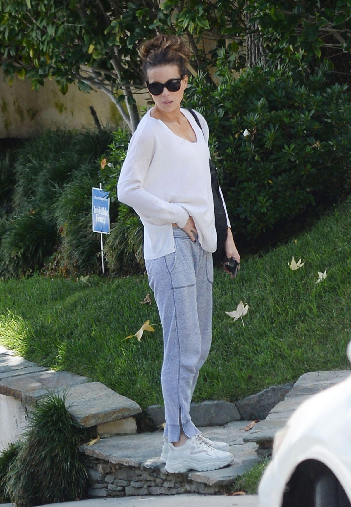 Kate Beckinsale Heading to a Gym in Los Angeles 2018/10/07 1
