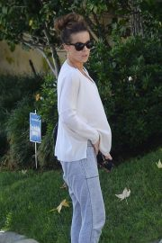 Kate Beckinsale Heading to a Gym in Los Angeles 2018/10/07 2