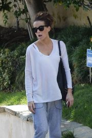 Kate Beckinsale Heading to a Gym in Los Angeles 2018/10/07 3