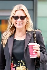 Kate Moss at Heathrow Airport in London 2018/10/26 2