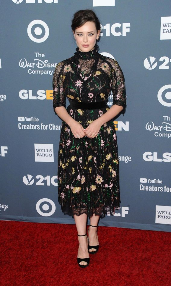 Katherine Langford at GLSEN Respect Awards 2018 in Beverly Hills 2018/10/19 1