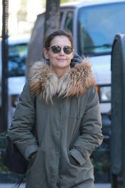Katie Holmes Out in New York 2018/10/25 2