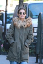 Katie Holmes Out in New York 2018/10/25 7