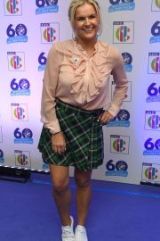 Katy Hill at Blue Peter's Big Birthday 60 Years Celebration in London 2018/10/16 2