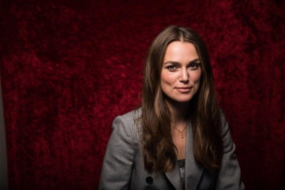 Keira Knightley for USA Today, September 2018 1