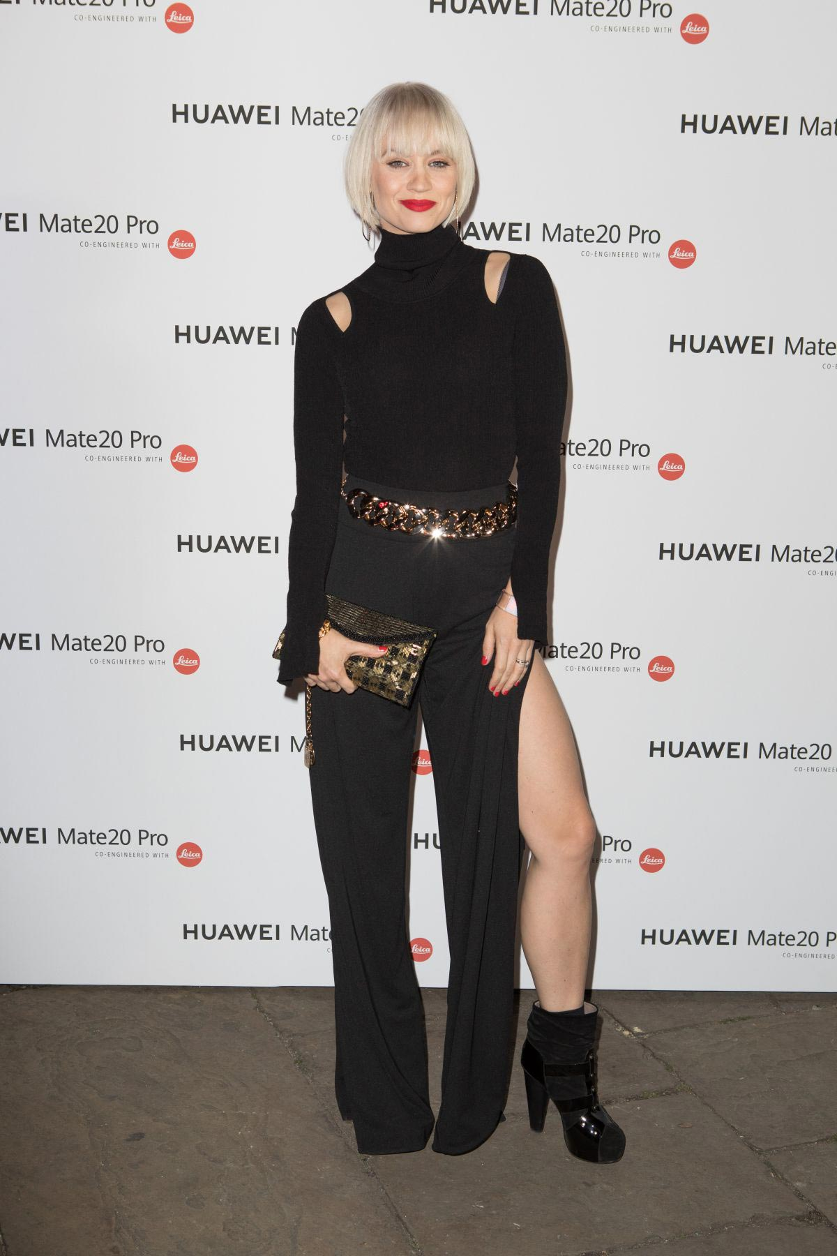 Kimberly Wyatt at Huawei Mate 20 Pro Launch in London 2018/10/16 1