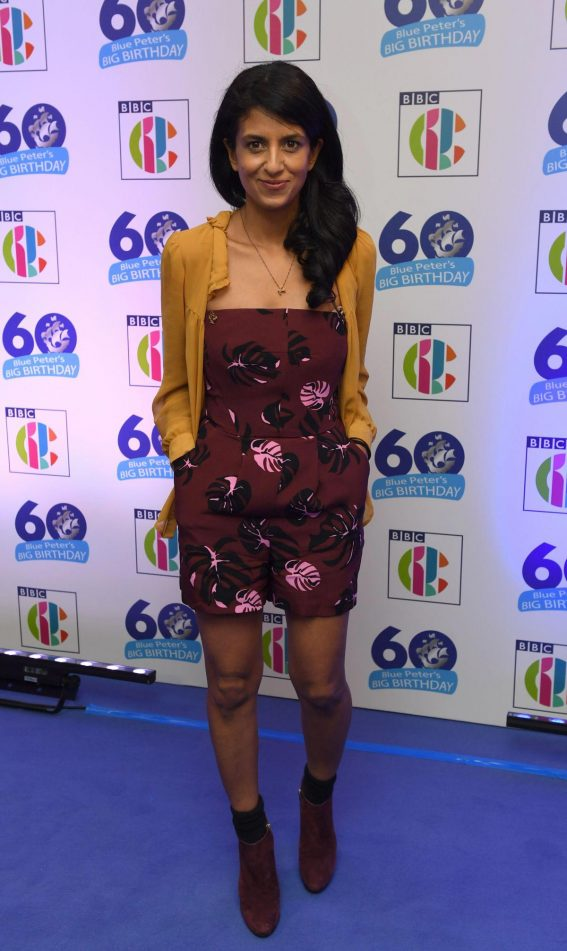Konnie Huq at Blue Peter's Big Birthday 60 Years Celebration in London 2018/10/16 1