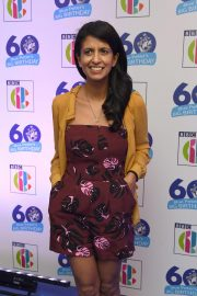 Konnie Huq at Blue Peter's Big Birthday 60 Years Celebration in London 2018/10/16 4