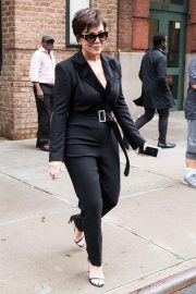Kris Jenner Out and About in New York 2018/10/11 5