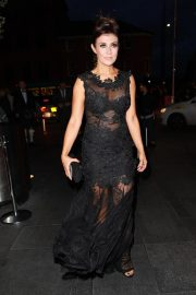 Kym Marsh Arrives at Hilton Hotel in Manchester 2018/10/13 4