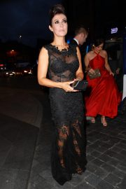 Kym Marsh Arrives at Hilton Hotel in Manchester 2018/10/13 6