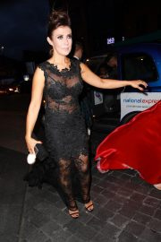 Kym Marsh Arrives at Hilton Hotel in Manchester 2018/10/13 7