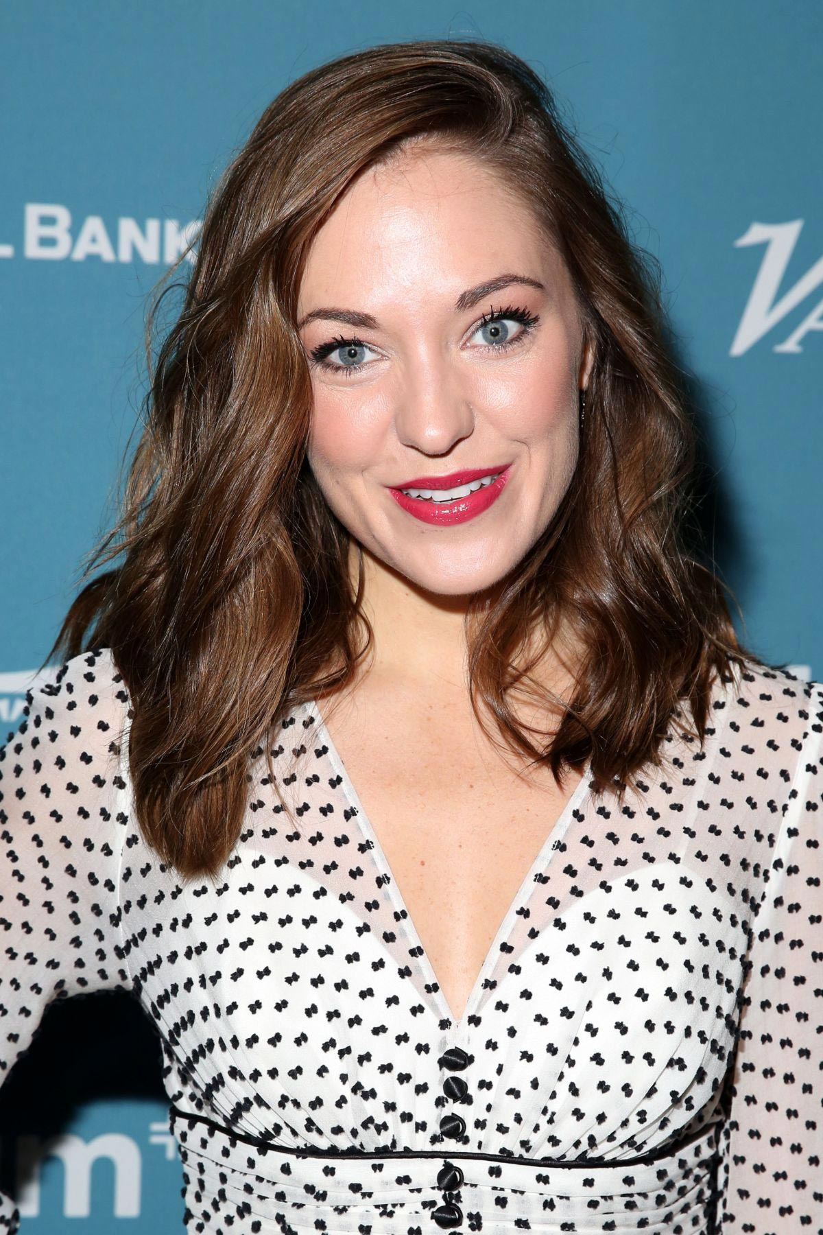 Laura Osnes at Power of Broadway, Bryant Park Grill in New York 2018/10/01 1