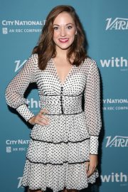 Laura Osnes at Power of Broadway, Bryant Park Grill in New York 2018/10/01 3