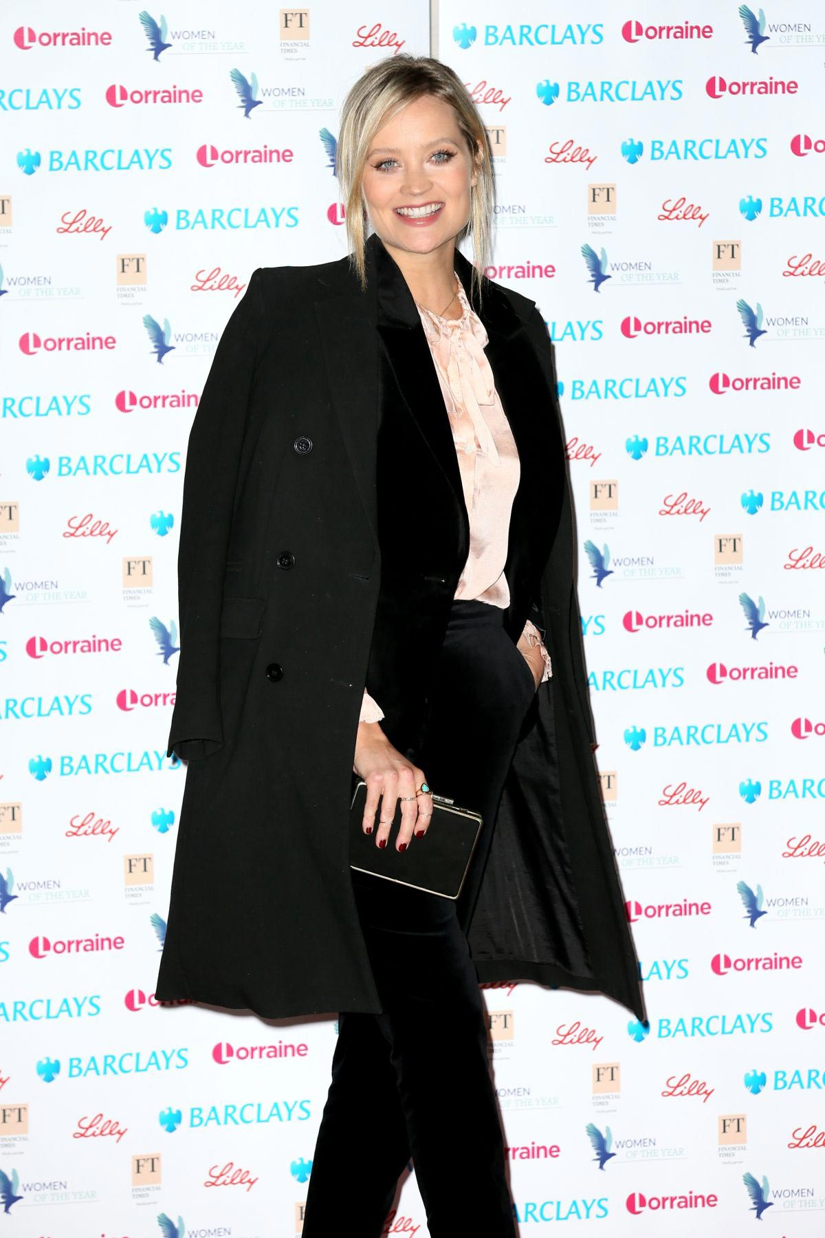 Laura Whitmore at Women of the Year Awards 2018 in London 2018/10/15 1