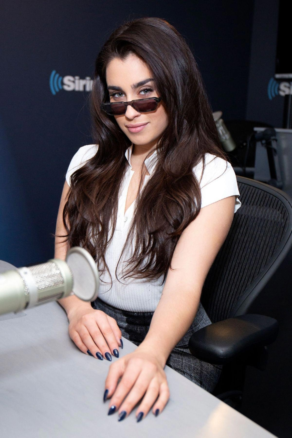Lauren Jauregui at SiriusXM Studios in New York 2018/10/05 1