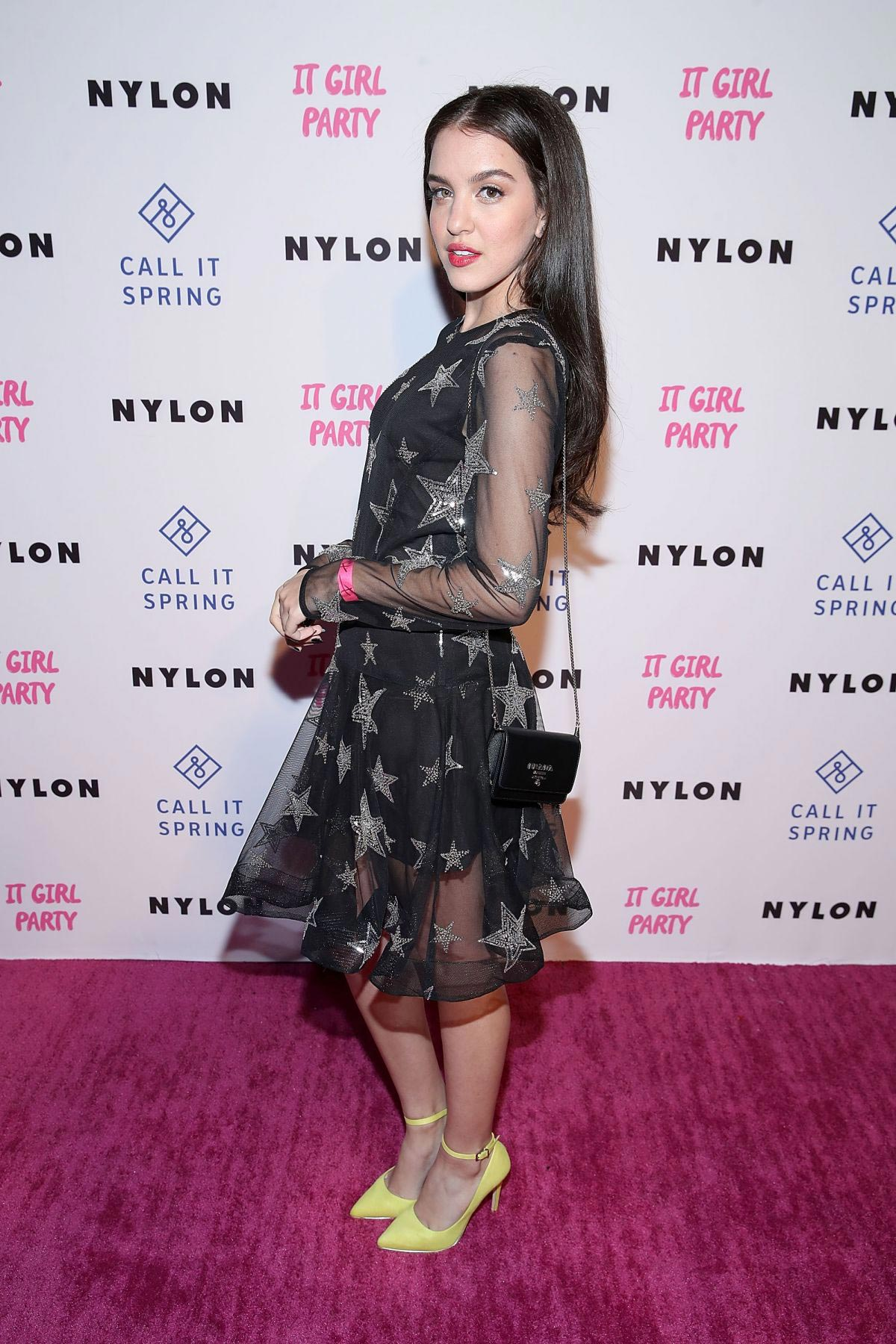 Lilimar Hernandez at Nylon's Annual IT Girl Party in Los Angeles 2018/10/11 1