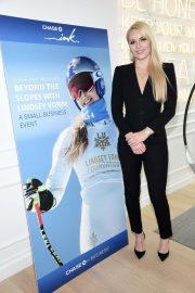 Lindsey Vonn at Beyond the Slopes with Lindsey Vonn: A Small Business Event in New York 2018/10/11 7