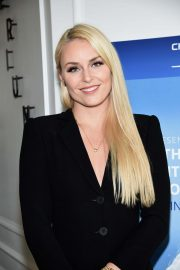 Lindsey Vonn at Beyond the Slopes with Lindsey Vonn: A Small Business Event in New York 2018/10/11 10