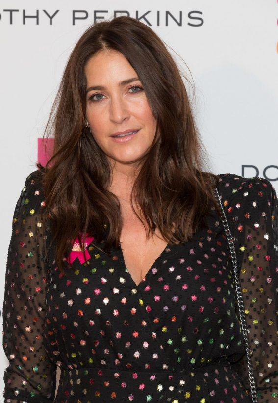 Lisa Snowdon at Breast Cancer Care Fashion Show in London 2018/10/04 1
