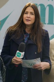 Lisa Snowdon at This Morning 30th Years Birthday Party in Glasgow 2018/10/02 2