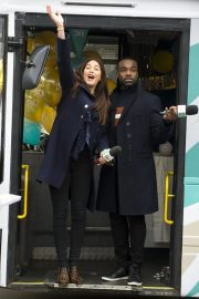 Lisa Snowdon at This Morning 30th Years Birthday Party in Glasgow 2018/10/02 3