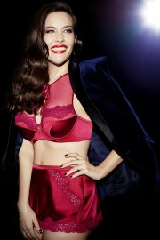Liv Tyler for Triumph Essence Lingerie, Autumn/Winter 2018 Collection 4