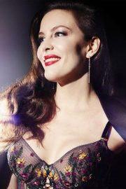 Liv Tyler for Triumph Essence Lingerie, Autumn/Winter 2018 Collection 9