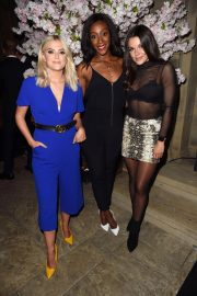 Lucy Fallon at Peter Street Kitchen Restaurant Launch in Manchester 2018/10/11 3