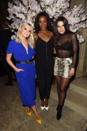 Lucy Fallon at Peter Street Kitchen Restaurant Launch in Manchester 2018/10/11 6