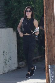 Lucy Hale Heading to a Gym in Los Angeles 2018/10/01 4