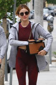 Lucy Hale Out for Lunch in Los Angeles 2018/10/13 3