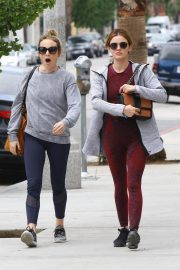 Lucy Hale Out for Lunch in Los Angeles 2018/10/13 4