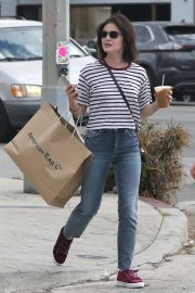 Lucy Hale Out Shopping in Los Angeles 2018/09/30 4
