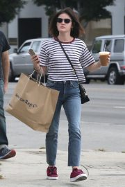 Lucy Hale Out Shopping in Los Angeles 2018/09/30 6