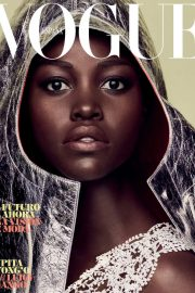 Lupita Nyong'o in Vogue Magazine, Spain November 2018 Issue 9
