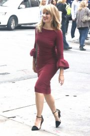 Madchen Amick at AOL Studios in New York 2018/10/08 3