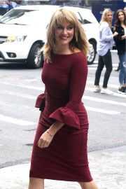 Madchen Amick at AOL Studios in New York 2018/10/08 6