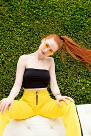 Madelaine Petsch for Prive Revaux x Madelaine Collection Photos 2