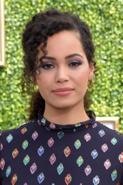 Madeleine Mantock at CW Network's Fall Launch in Burbank 2018/10/14 10