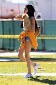 Madison Beer Out with Her Dog in West Hollywood 2018/10/16 3