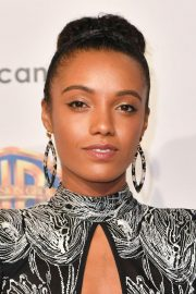 Maisie Richardson-Sellers at Barbara Berlanti Fk Cancer Benefit in Los Angeles 2018/10/13 9