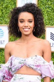 Maisie Richardson-Sellers at CW Network's Fall Launch in Burbank 2018/10/14 4