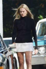 Margot Robbie at Once Upon a Time Set in Hollywood 2018/10/15 2