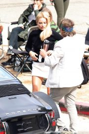 Margot Robbie on The Set of Once Upon a Time in Hollywood 2018/10/14 3