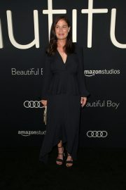 Maura Tierney at Beautiful Boy Premiere in Los Angeles 2018/10/08 2